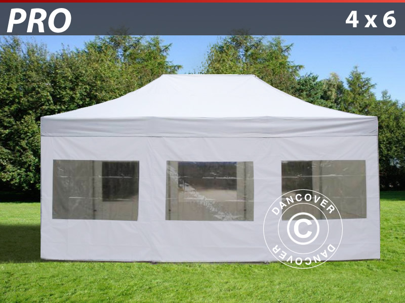 Flextents – Gazebo Rapido 4x6 m